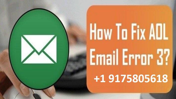 how to Fix AOL Email Error 3