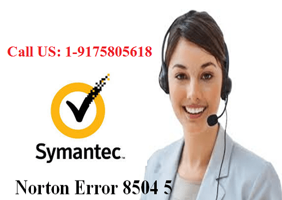 norton error 8504 5