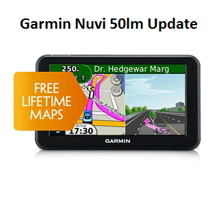 how to update Garmin Nuvi 50lm