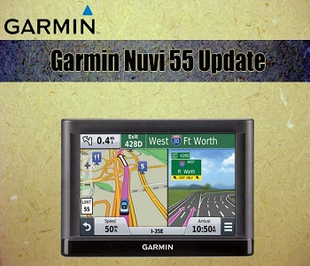 Garmin Nuvi 55lm Update