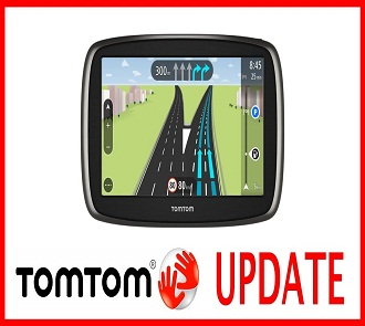 Free TomTom map update