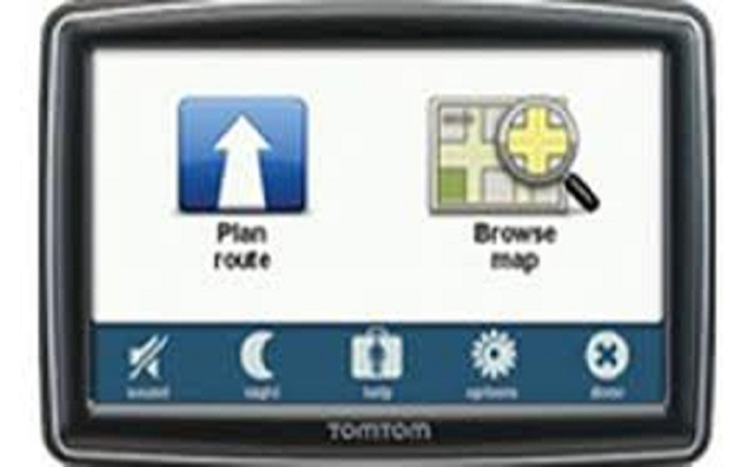 Update TomTom XXL 550 Map