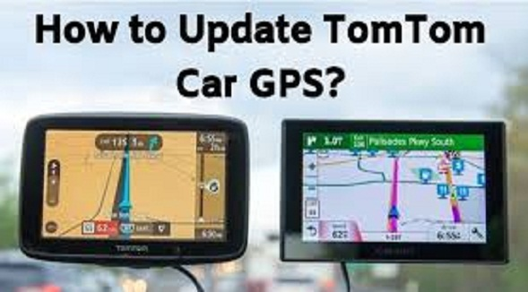 Update TomTom Car GPS