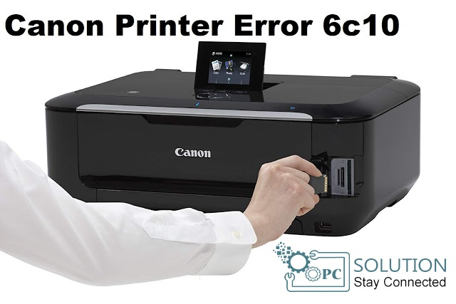 Canon Printer Error 6c10