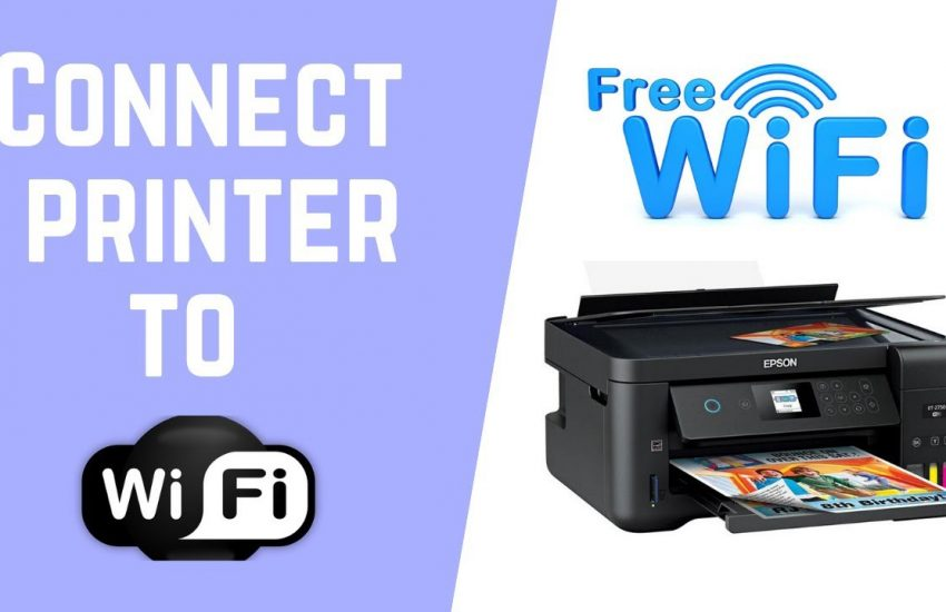 Epson Printer Won't Connect To WiFi
