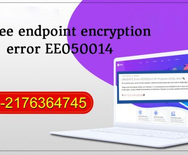 McAfee endpoint encryption error EE050014